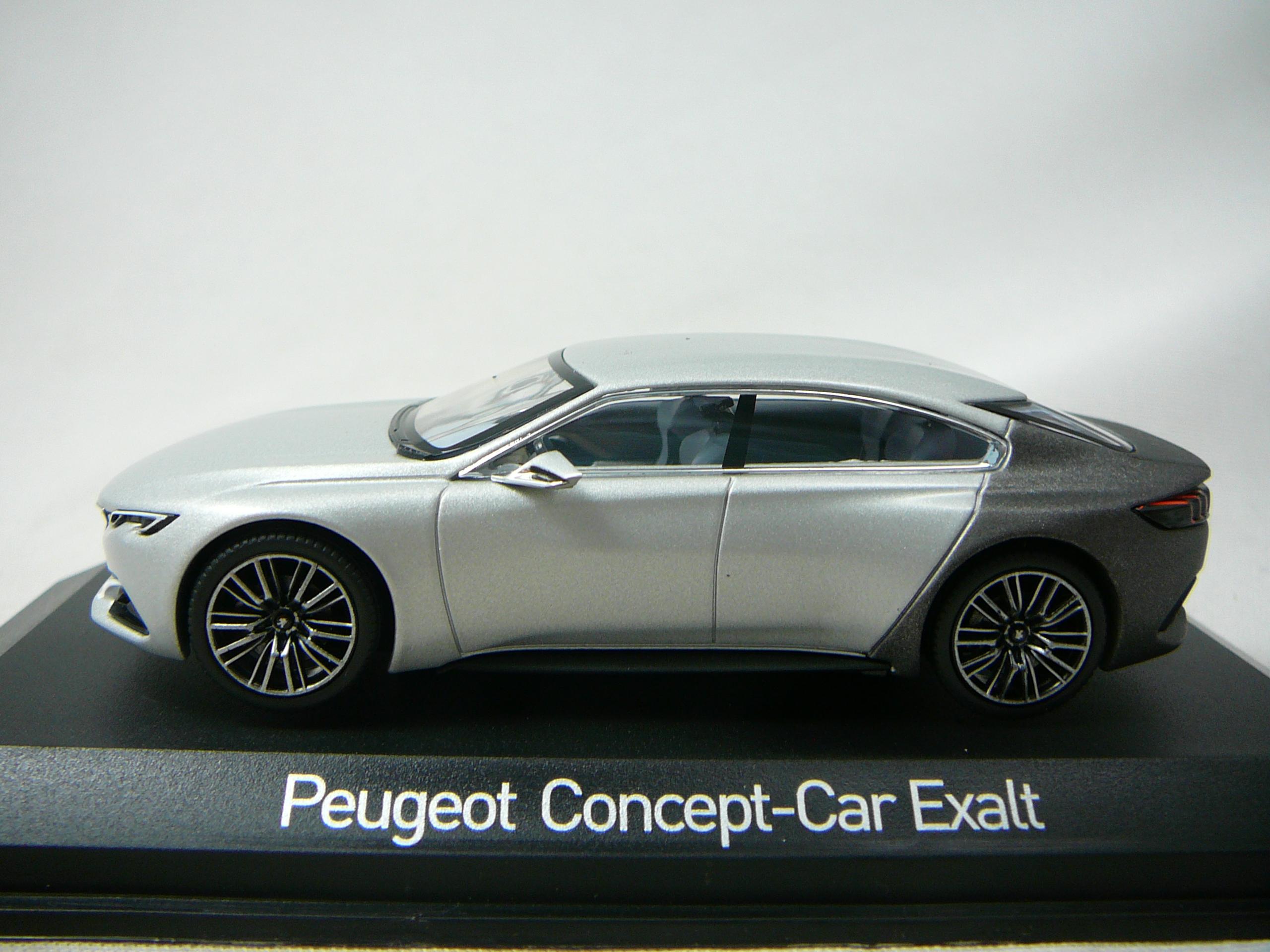 peugeot concept car salon de paris 2014 miniature 1 43