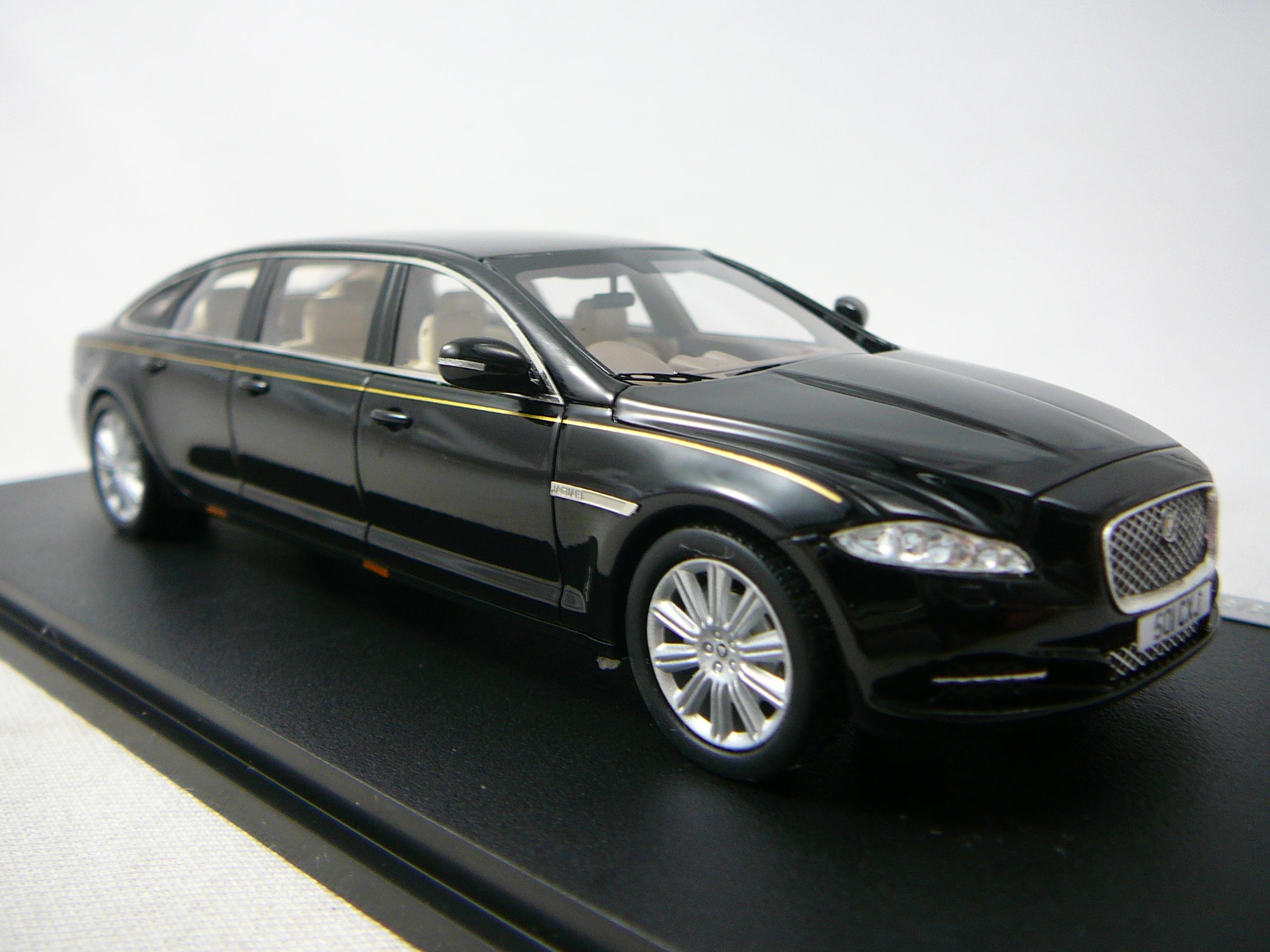 jaguar xj 351 wilcox limousine 6 portes miniature 1 43 glm glm 43213601 freeway01 voitures. Black Bedroom Furniture Sets. Home Design Ideas