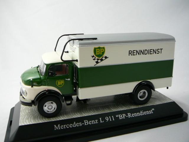 Mercedes benz l911 camion assistance course bp ed limitee for Mercedes benz assistance