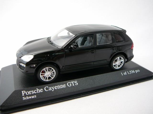 porsche cayenne gts 4x4 2006 1 43 minichamps min400066280 freeway01 voitures miniatures de. Black Bedroom Furniture Sets. Home Design Ideas