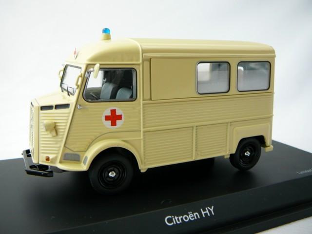 citroen fourgon hy ambulance croix rouge 1 43 schuco sc. Black Bedroom Furniture Sets. Home Design Ideas