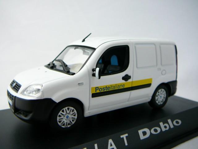 fiat doblo poste italienne 2006 miniature 1 43 norev no 771058 freeway01 voitures miniatures. Black Bedroom Furniture Sets. Home Design Ideas