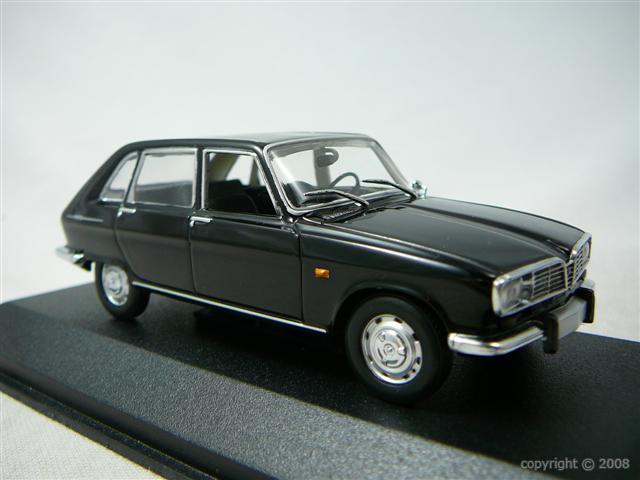 Renault R16 Miniature 1/43 Minichamps