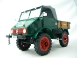 miniature camion marcedes unimog