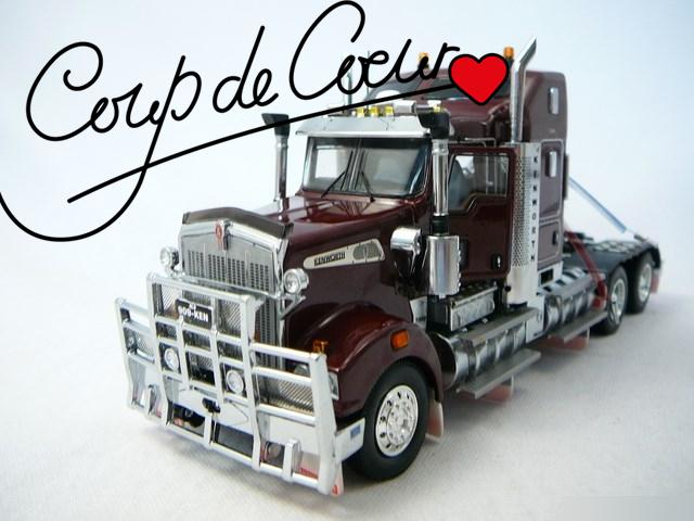 Miniature camion - Coup de Cœur