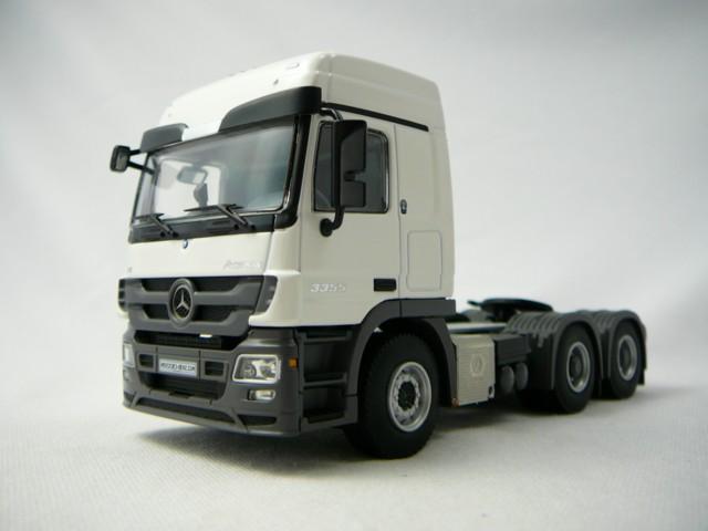 mercedes actros mp3 l 6x4 tracteur routier miniature 1 50. Black Bedroom Furniture Sets. Home Design Ideas