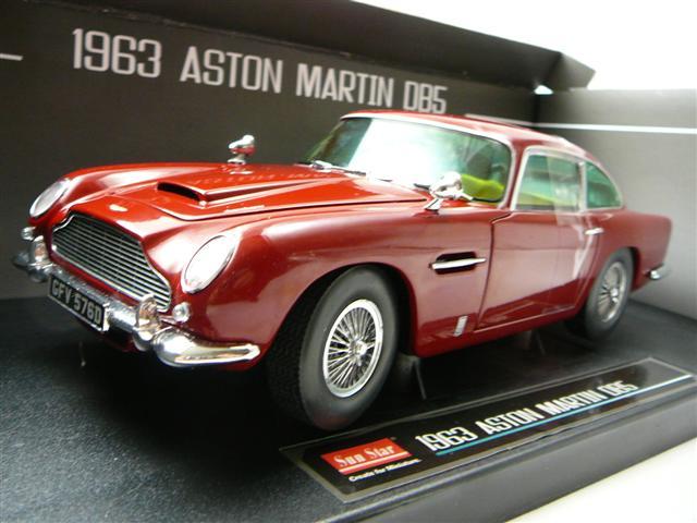 aston martin db5 1963 miniature 1 18 sun star sun 1002 freeway01 voitures miniatures de. Black Bedroom Furniture Sets. Home Design Ideas