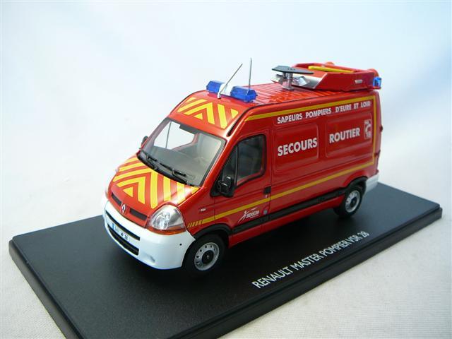 renault master pompiers vsr28 eure et loir miniature 1 43 momaco mom 114 freeway01 voitures. Black Bedroom Furniture Sets. Home Design Ideas