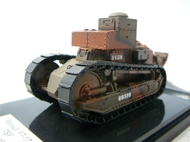 renault ft 17 tsf char de combat france 1918 miniature 1 48 gasoline masterfighter gmf 48538. Black Bedroom Furniture Sets. Home Design Ideas
