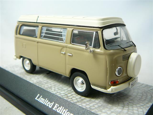 volkswagen t2a camping car westfalia miniature 1 43 premium classixxs pre 11333 freeway01. Black Bedroom Furniture Sets. Home Design Ideas