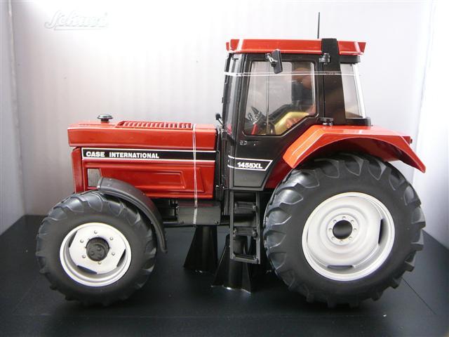 Case 1455 xl tracteur agricole miniature 1 32 schuco sc for Case agricole