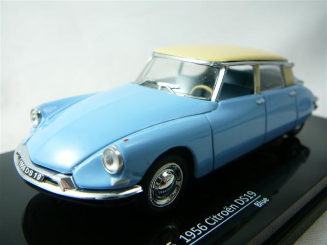 Citroen Ds 19 1956 Miniature 143 Vitesse Vit 23505 Freeway01