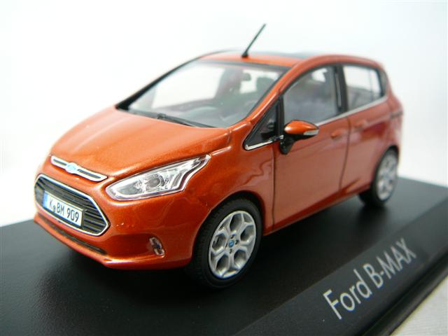 ford b max 2012 miniature 1 43 norev no 270541 freeway01 voitures miniatures de collection de. Black Bedroom Furniture Sets. Home Design Ideas