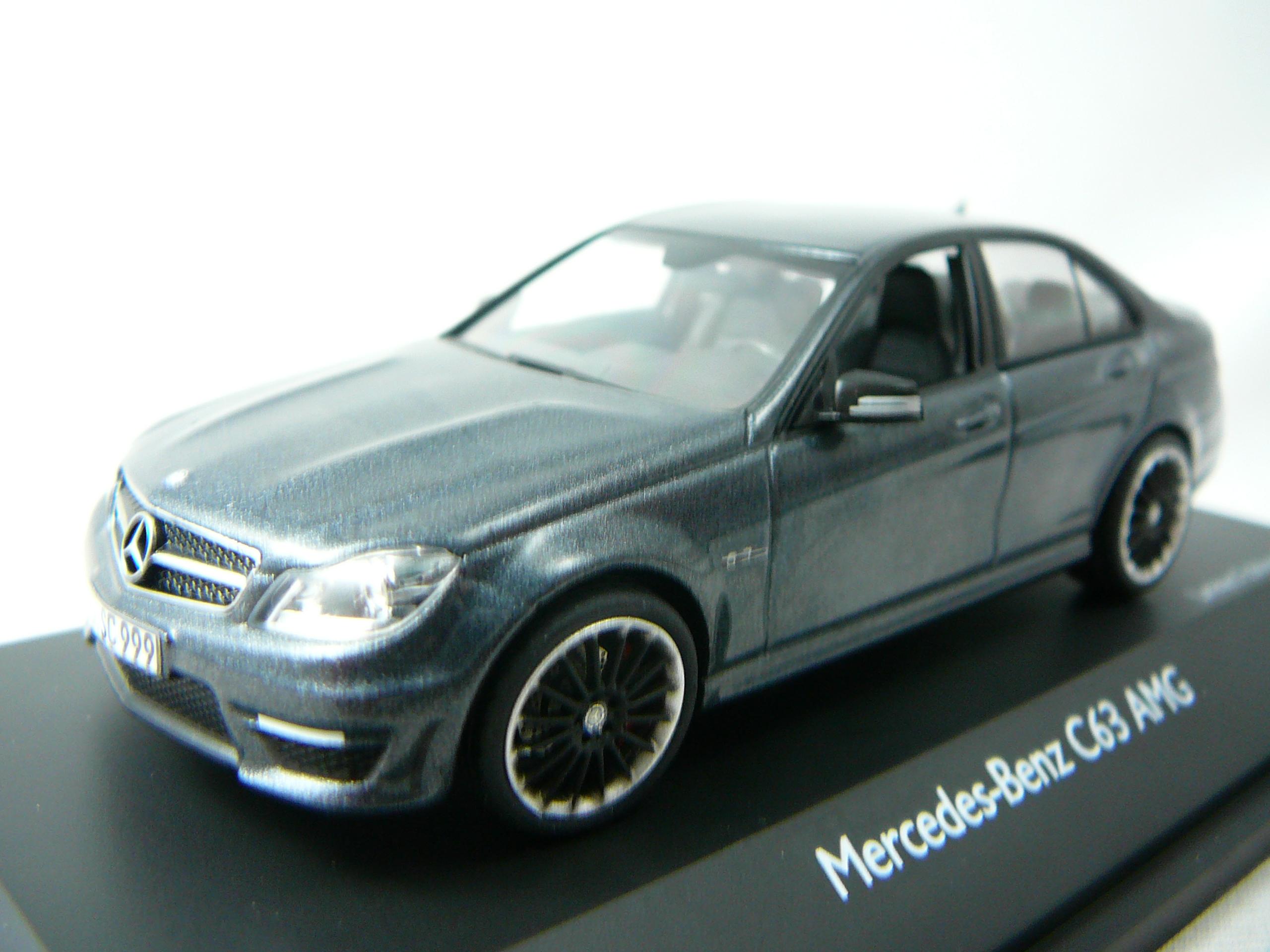 mercedes benz c63 amg mopf miniature 1 43 schuco sc 04976. Black Bedroom Furniture Sets. Home Design Ideas