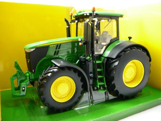 Miniature Tracteur Agricole John Deere 7310r Britains
