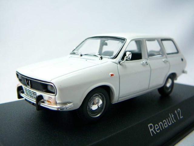 miniature voiture renault 12 break 1972 norev. Black Bedroom Furniture Sets. Home Design Ideas