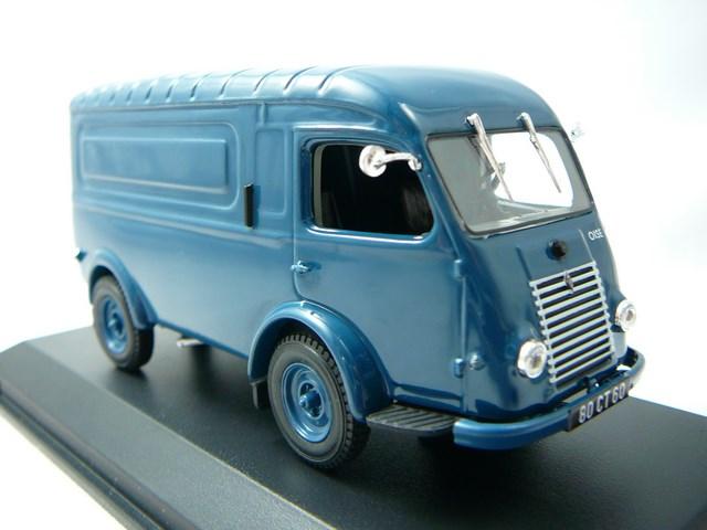 miniature renault 1000kg fourgon 1955 norev. Black Bedroom Furniture Sets. Home Design Ideas