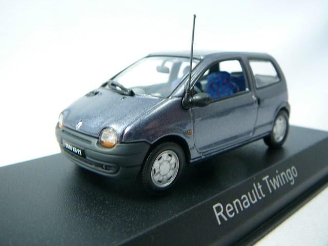 miniature voiture renault twingo 1993 norev. Black Bedroom Furniture Sets. Home Design Ideas
