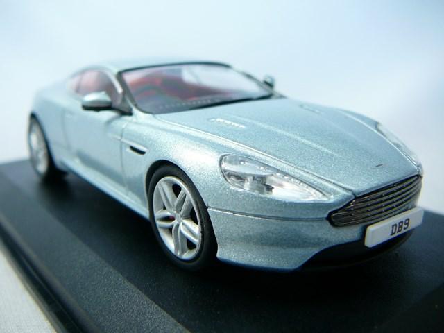 miniature voiture aston martin db9 oxford. Black Bedroom Furniture Sets. Home Design Ideas