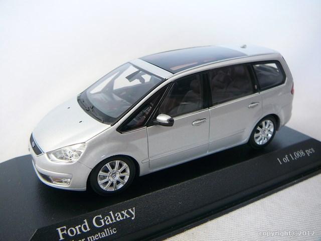 ford galaxy 2006 miniature 1 43 minichamps min400085300 freeway01 voitures miniatures de. Black Bedroom Furniture Sets. Home Design Ideas