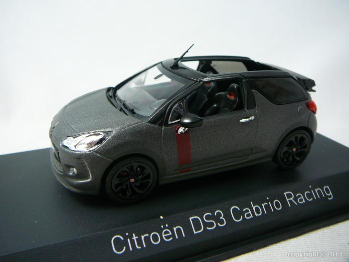 citroen ds3 cabriolet racing 2014 miniature 1 43 norev no 155295 freeway01 voitures miniatures. Black Bedroom Furniture Sets. Home Design Ideas