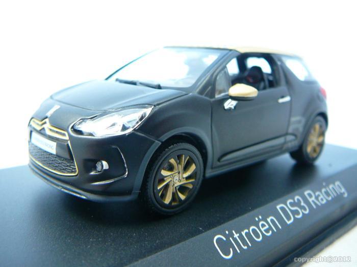 citroen ds3 racing 2013 miniature 1 43 norev no 155288 freeway01 voitures miniatures de. Black Bedroom Furniture Sets. Home Design Ideas