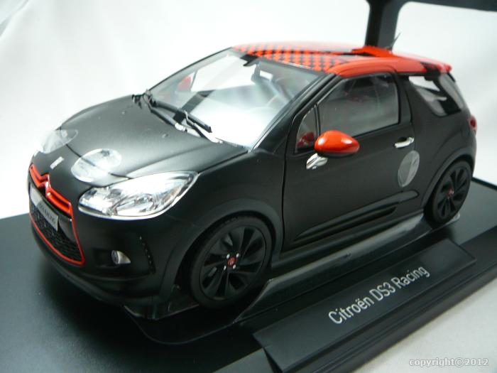 citroen ds3 racing s loeb 2012 miniature 1 18 norev no 181543 freeway01 voitures miniatures. Black Bedroom Furniture Sets. Home Design Ideas
