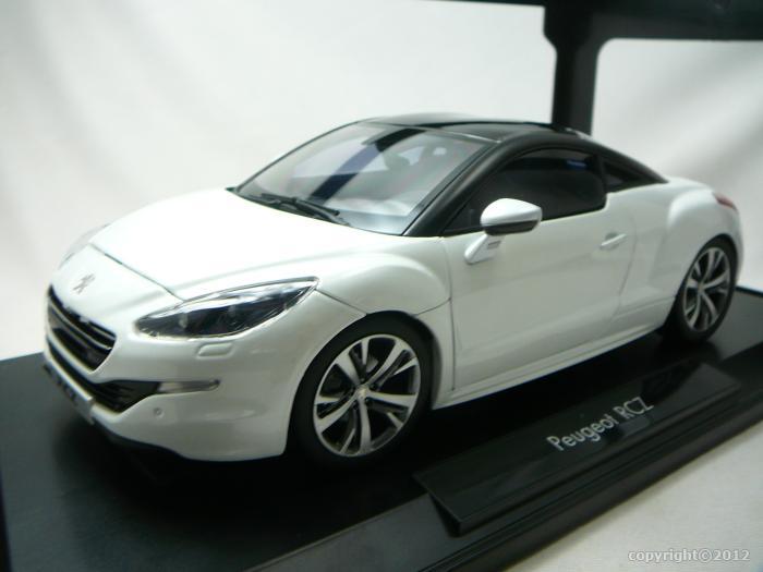 peugeot rcz 2012 miniature 1 18 norev no 184782 freeway01 voitures miniatures de collection de. Black Bedroom Furniture Sets. Home Design Ideas