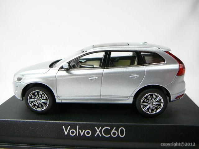 miniature voiture volvo xc60 2013 norev. Black Bedroom Furniture Sets. Home Design Ideas