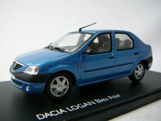 dacia logan berline miniature 1 43 eligor el 100981 freeway01 voitures miniatures de. Black Bedroom Furniture Sets. Home Design Ideas