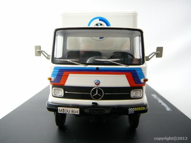 Mercedes benz lp608 camion assistance course bmw miniature for Mercedes benz assistance