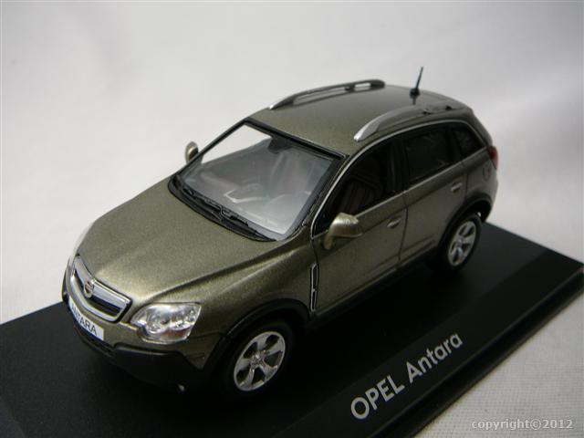 opel antara 2006 miniature 1 43 norev no 360025 freeway01 voitures miniatures de collection de. Black Bedroom Furniture Sets. Home Design Ideas
