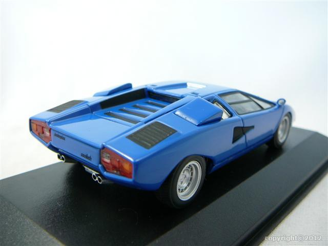 lamborghini countach lp 400 miniature 1 43 minichamps min430103105 freeway01 voitures. Black Bedroom Furniture Sets. Home Design Ideas