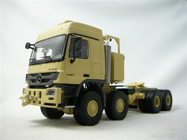 mercedes benz tracteur routier premium line titan mp3 l cabine 8x8 miniature 1 50 wsi wsi 04. Black Bedroom Furniture Sets. Home Design Ideas