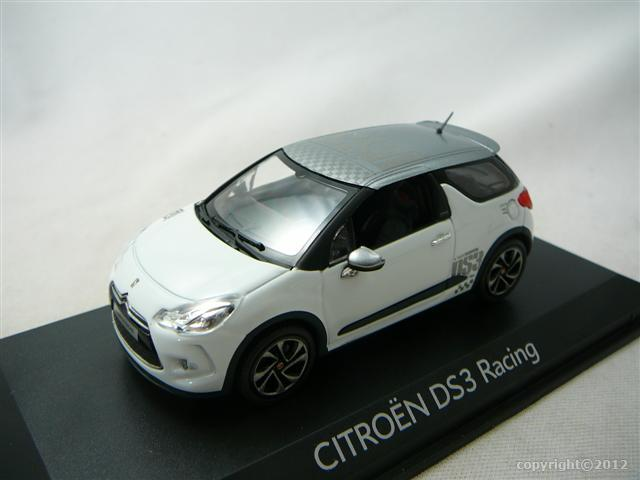 citroen ds3 racing 2010 miniature 1 43 norev no 155276 freeway01 voitures miniatures de. Black Bedroom Furniture Sets. Home Design Ideas