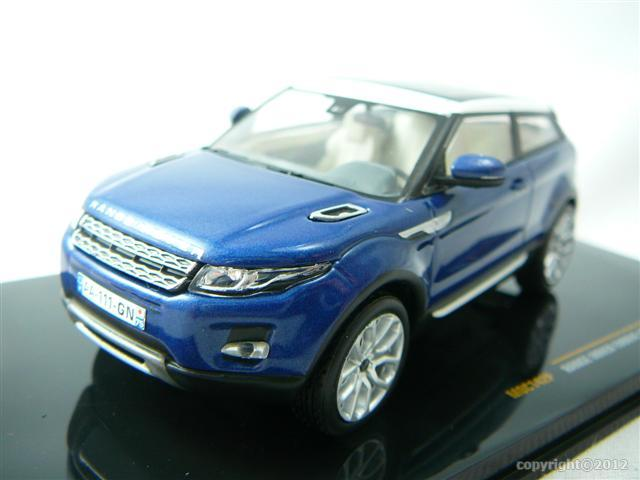 range rover evoque 2011 miniature 1 43 ixo ixo moc142 freeway01 voitures miniatures de. Black Bedroom Furniture Sets. Home Design Ideas