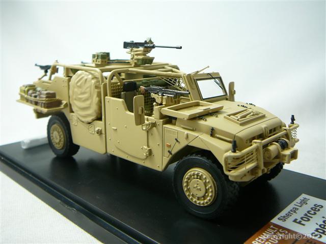 renault trucks defense sherpa light forces sp ciales miniature 1 48 gasoline masterfighter gmf. Black Bedroom Furniture Sets. Home Design Ideas