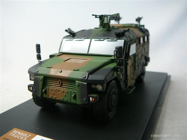 renault trucks defense sherpa light apc tourelle wasp miniature 1 48 gasoline masterfighter gmf. Black Bedroom Furniture Sets. Home Design Ideas
