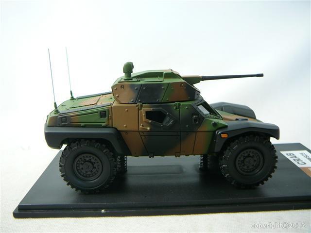 panhard crab tourelle cpws25 de cmi miniature 1 48 gasoline masterfighter gmf 48555vc. Black Bedroom Furniture Sets. Home Design Ideas