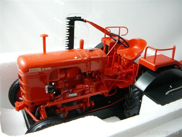 fahr d 180 h tracteur agricole miniature 1 16 universal. Black Bedroom Furniture Sets. Home Design Ideas
