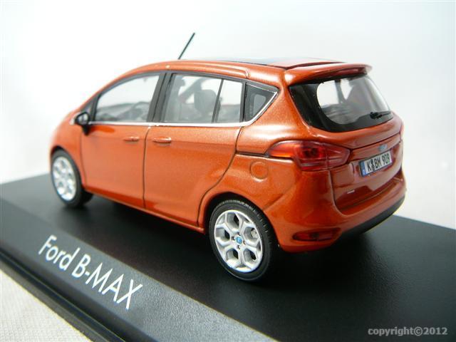 ford b max 2012 miniature 1 43 norev no 270541 freeway01. Black Bedroom Furniture Sets. Home Design Ideas