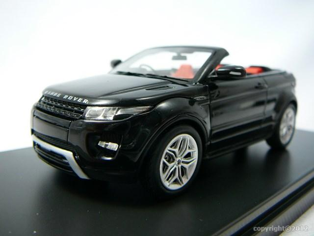 miniature range rover evoque geneve motor show 2012 ixo premiumx. Black Bedroom Furniture Sets. Home Design Ideas