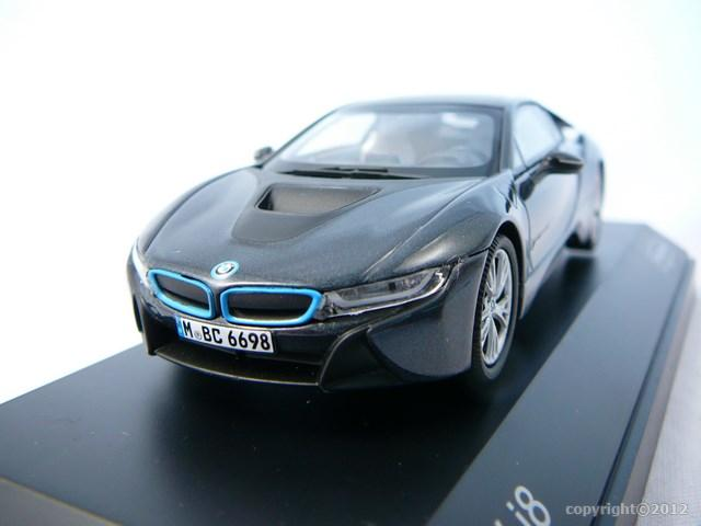 miniature bmw i8 coup hybride paragon. Black Bedroom Furniture Sets. Home Design Ideas