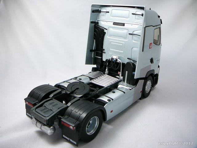 miniature tracteur routier renault trucks t520 high eligor. Black Bedroom Furniture Sets. Home Design Ideas