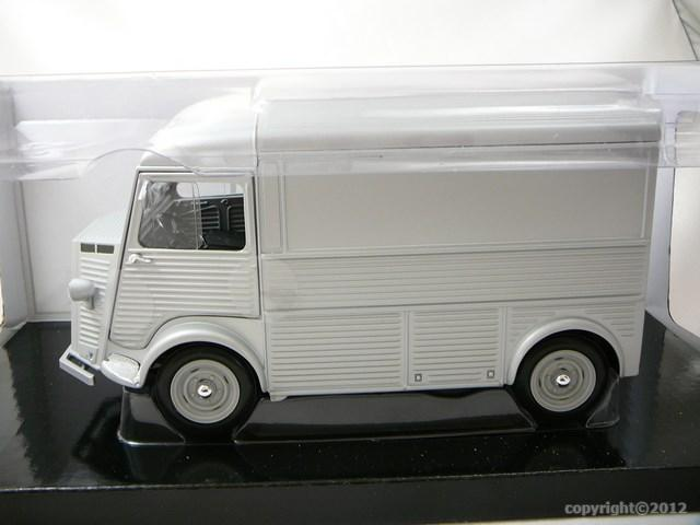 miniature citroen fourgon type h. Black Bedroom Furniture Sets. Home Design Ideas