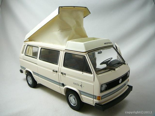 miniature fourgon volkswagen t2a camping car schuco. Black Bedroom Furniture Sets. Home Design Ideas