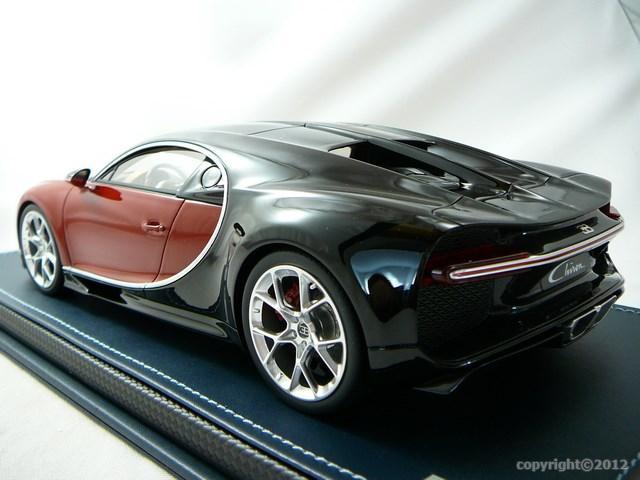 miniature bugatti chiron mr. Black Bedroom Furniture Sets. Home Design Ideas