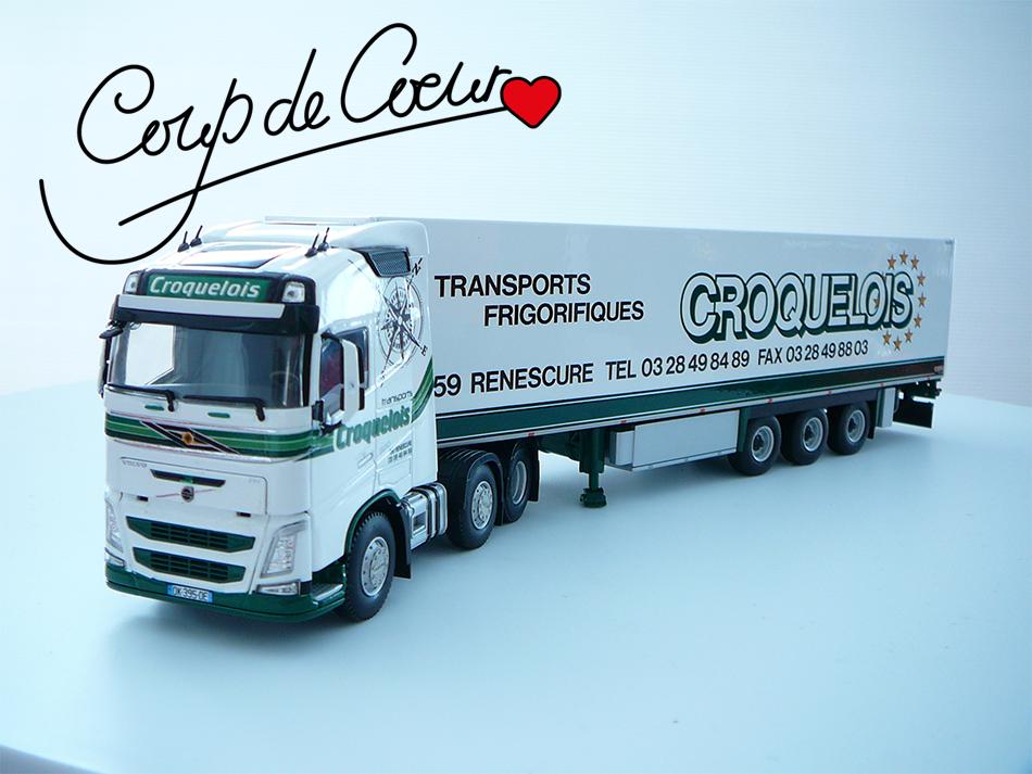 Miniatures camion coup de coeur