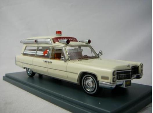 miniature ambulance 2