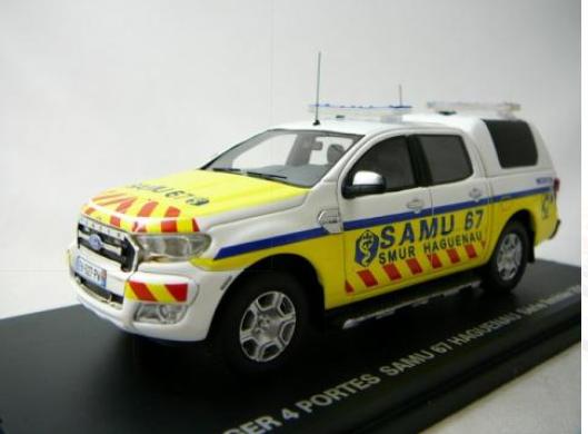 Miniature ambulance 3